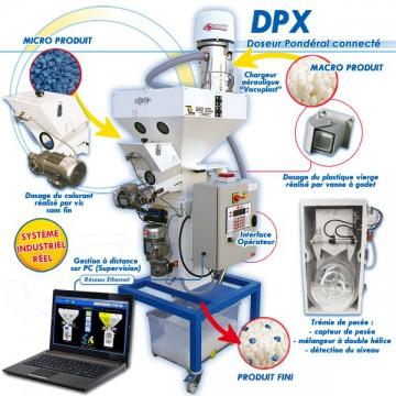 """""""DPX"""" DOSEUR PONDERAL 4 PRODUITS"""
