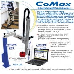"""""""COMAX"""" ROBOT COLLABORATIF (CoBot) MONO-AXE"""