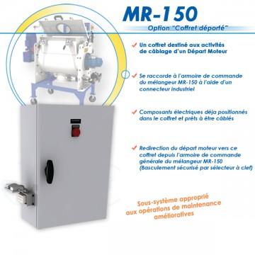 """MR-150"" OPTION ""COFFRET DEPORTE"""