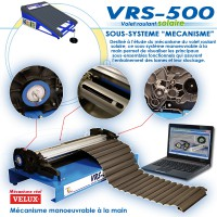 """""""VRS-500"""" SOUS-SYSTEME MECANISME"""