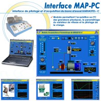 """VARIASTEL-C"" OPTION INTERFACE ""MAP-PC"""