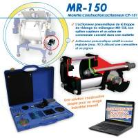 """MR-150"" MALLETTE DE CONSTRUCTION CP-101"