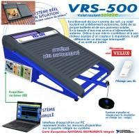 """""""VRS-500"""" VOLET ROULANT SOLAIRE AUTONOME"""
