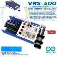"""""""VRS-500"""" SOUS-SYSTEME COMMANDE"""