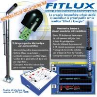 """FITLUX"" ECLAIRAGE PUBLIC A GENERATRICE ELECTROMAGNETIQUE"