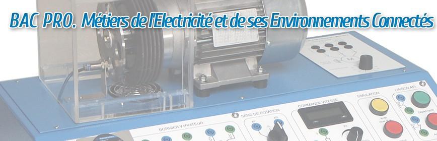 Bac Pro ELEEC